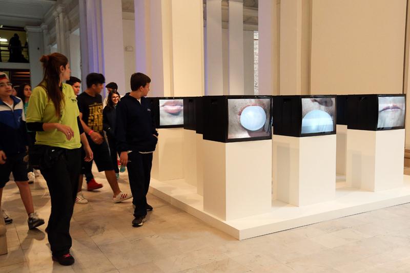 Exposição 'Fora da ordem – Obras da Coleção Helga de Alv